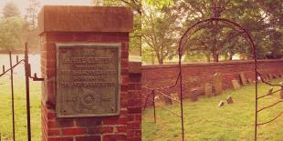 Harmonist Cemetery - New Harmony, Indiana