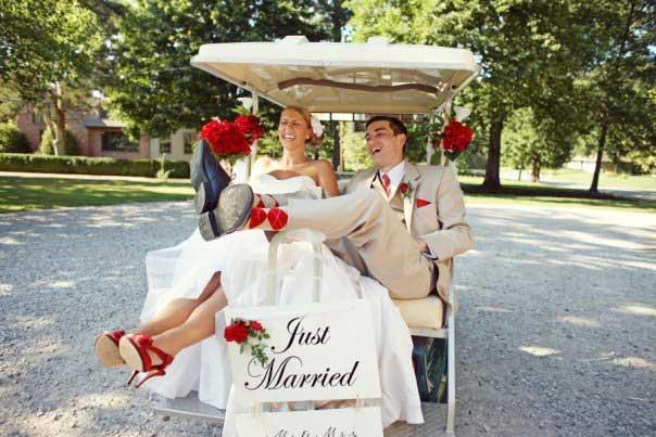 wedding-golf-cart - Visit New HarmonyVisit New Harmony on dinner dress, performance dress, scooter dress, boat dress, convertible dress, tank dress, tee dress, house dress, accessories dress,