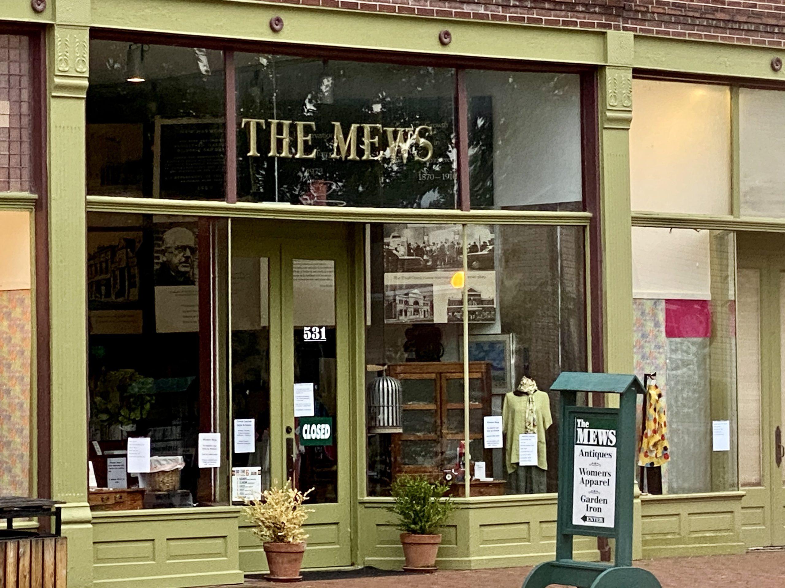 The Mews New Harmony