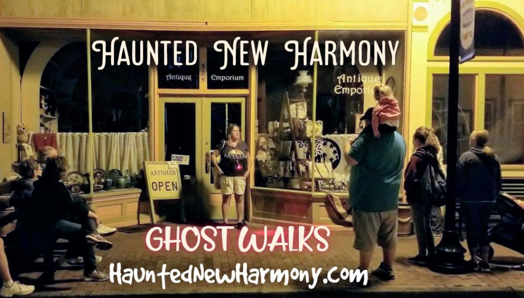 New Harmony Antique Emporium Ghost Walk