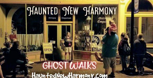 New Harmony Antique Emporium Ghost Walk