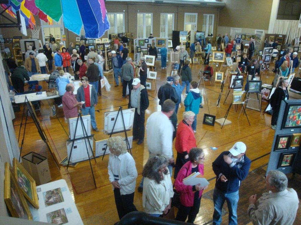 Hoosier Art Salon