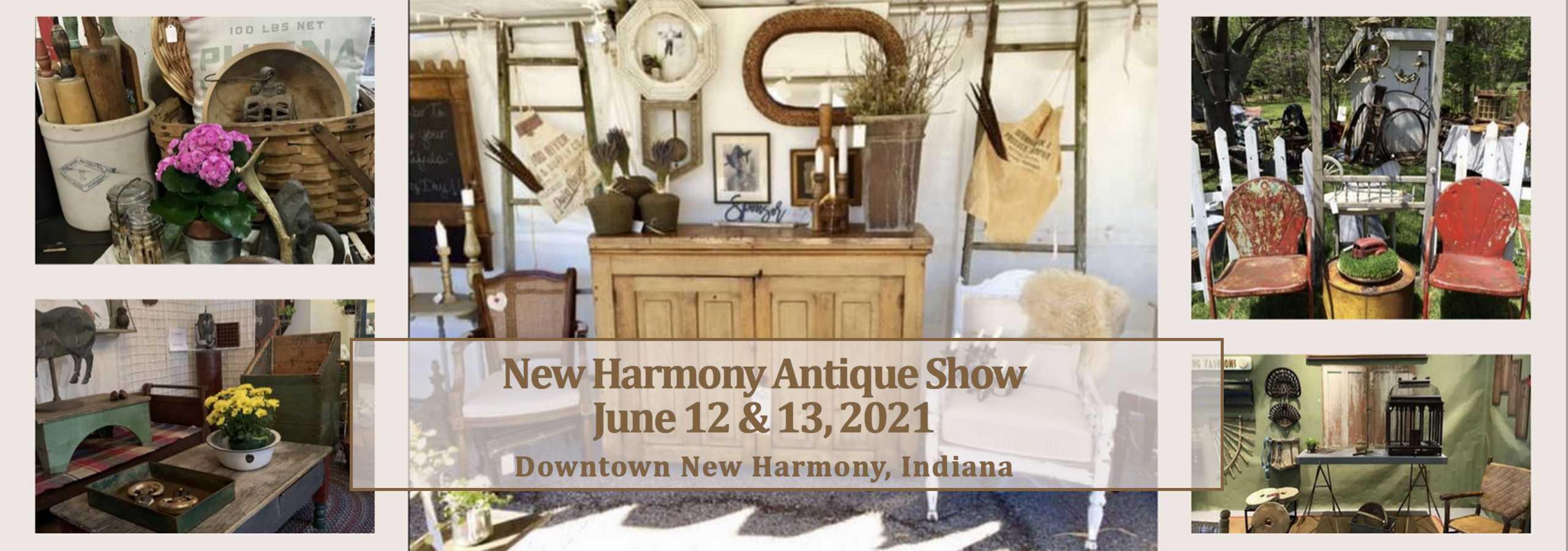New Harmony Antique Show