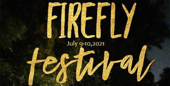 New Harmony fireflies
