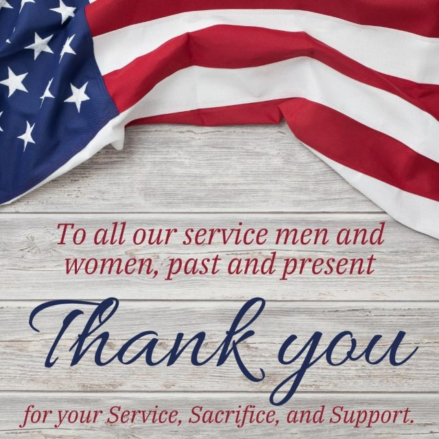 New Harmony salutes our veterans, past and present.  Thank you for your service, sacrifice, and support.  Happy Veterans Day!  #VisitNewHarmony