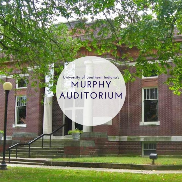 In 1911, the Working Men's Institute purchased a lot adjacent to their museum and library with the purpose of building an auditorium. Today, the University of Southern Indiana's Murphy Auditorium offers excellent space for conferences, concerts, lectures, plays, and musicals. #VisitNewHarmony #NewHarmonyEvents #OnlyInNewHarmony