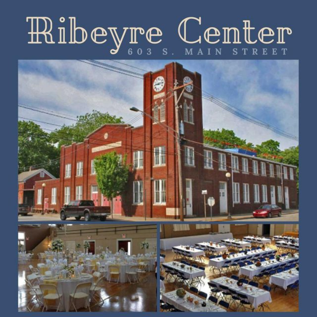 Planning for your post-COVID event? The Ribeyre Center is the largest event venue in New Harmony with a capacity of 600 people. It is located in downtown New Harmony, convenient to all other historic and public venues. The Ribeyre Center consists of the Ribeyre Gymnasium which has been totally renovated for wedding receptions, banquets, conferences, etc. and adjoins the Earl W. Rapp Annex which is ideal for smaller events, or for use as a separate buffet or bar area for large dinners and receptions. #VisitNewHarmony #NewHarmonyEvents #OnlyinNewHarmony