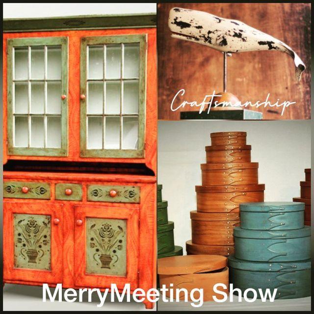 Woodworking craftsmen and  craftswomen artisans are coming to the #merrymeetingshow!  Shown here are mjcoble gbdavisfolkart #lincolntrailwoodcrafts in slide one. #justinkauffmanfinefurniture in slide two. laureldabbs58 in slide 3.  #somuchtalent #woodworking #explorenewharmony #popupshop #weekendgetaway #wherehistorylives #eutopia #meetyouatmerrymeeting