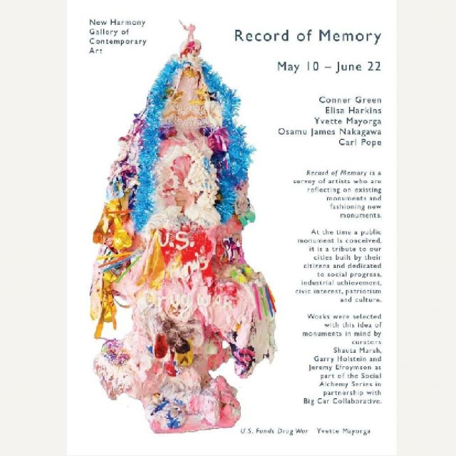 Join us Saturday, June 1st, from 4-6pm for the reception of our exhibit, Record of memory. A whole day of events will be taking place that day here in our Utopia! The farmers market in the morning, #artsinharmony festival all day, the nh_project Conference, our reception, and masonnordgauerfineartsgallery will be hosting an Art after dark event that evening.  #artsandculture #artlife #art #events #localevents #artevents #artscene #artstown #artgallery #reception #artexhibition #visitnewharmony #visitposeycounty